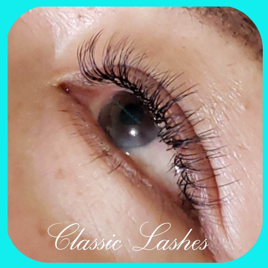 Novalash Eyelash Extensions at Spa Central Baltimore - Spa Central